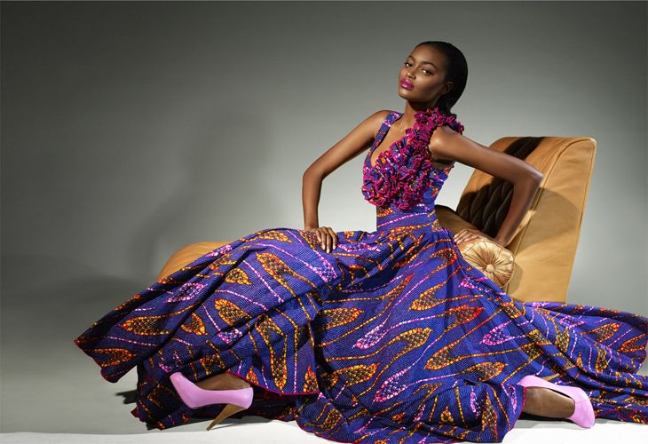 Vlisco Designs-African fashion and Styles, African Designers and Fashion events