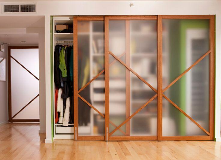 Sliding Glass Closet Doors