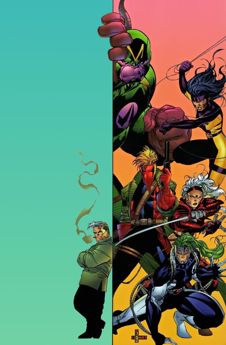 508 Best images about WildStorm: WildC.A.T.s on Pinterest ...