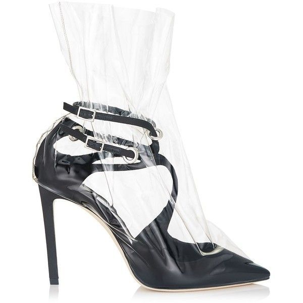 6409fabfcac4 Jimmy Choo X Off-White Claire 100 Pumps ( 1