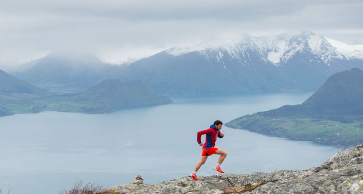 The world's greatest mountain runner attempts to run and ski the Seven Summits of Romsdalen in Norway in a single day.