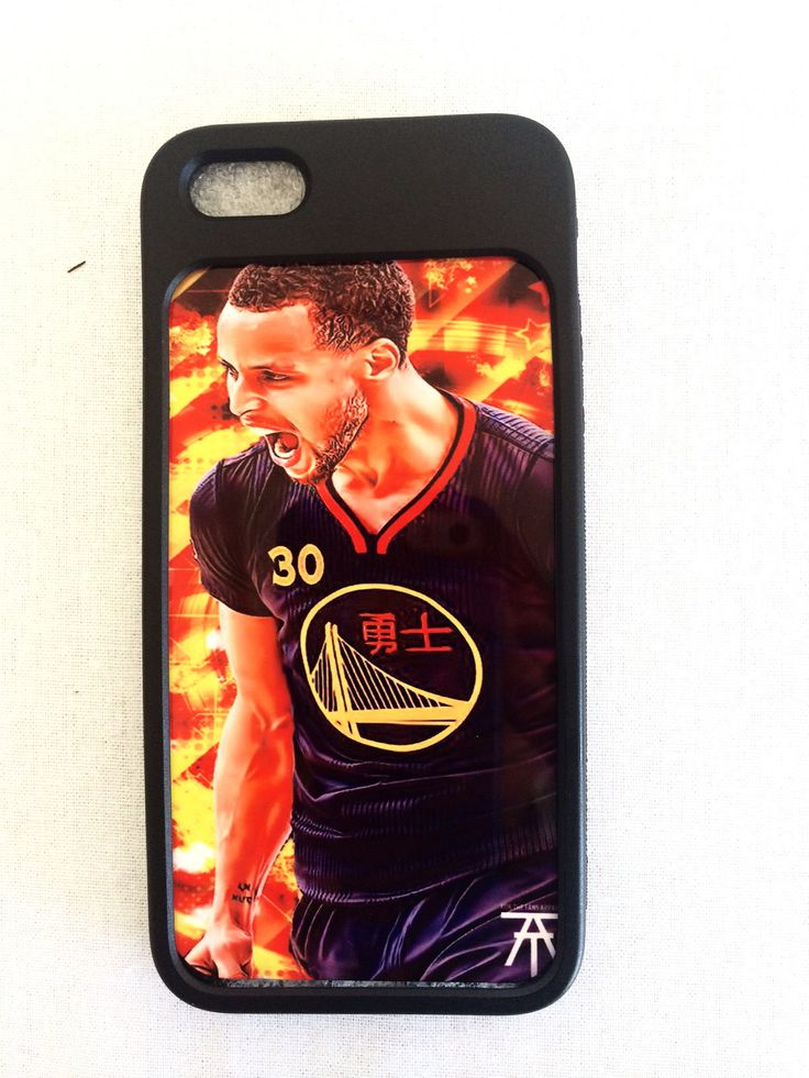 Stephen Curry iPhone Phone Case