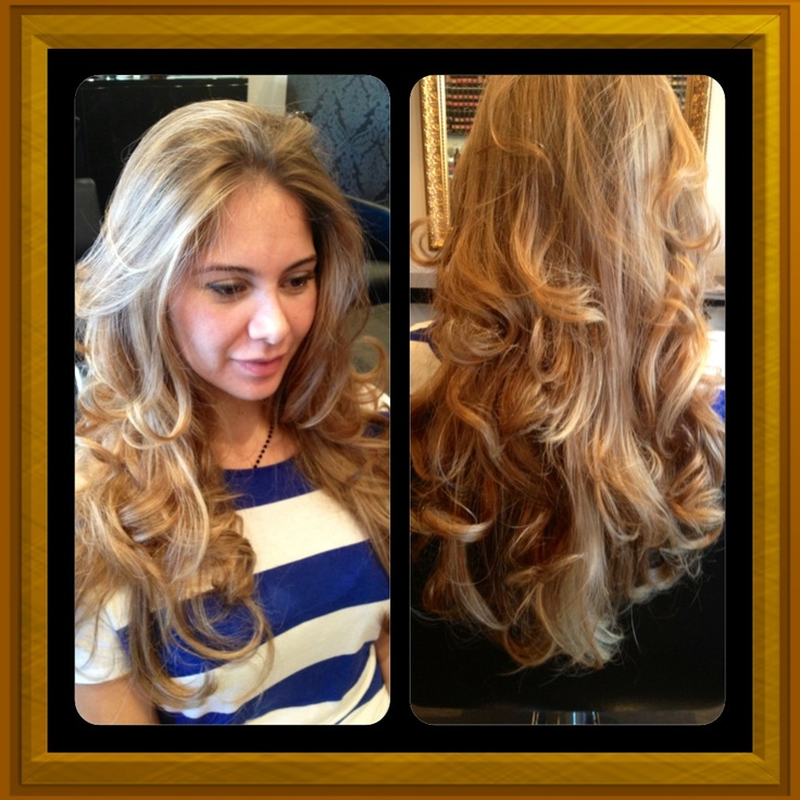 Stunning natural looking blonde hair!9314 1220 x