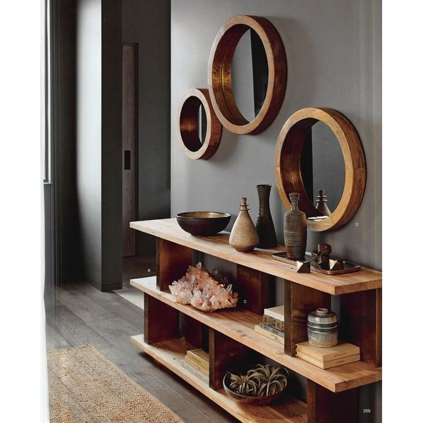 Roost Porthole Mirrors – Modish Store
