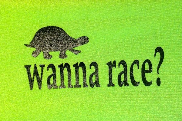 """#548 Wanna Race? 4Head Headbands By Hippie Runner. No Slip, No Drip Headbands For Running, Walking, Exercise. Buy Four, Get One FREE! by Hippie Runner. $7.00. These """"No Slide/No Sweat"""" headbands stay in place and keep the sweat out of your eyes while running, walking, exercising, chilling at the beach, bicycle or motorcycle riding or just out and about. Made of stretchy Nylon Spandex, 4Head Headbands For Headbands for Guys & Girls!"""