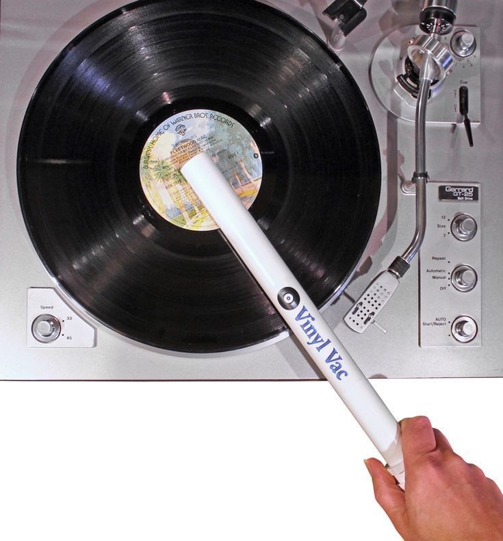 Vinyl Record Cleaning Cleaner