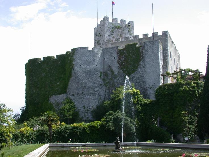 Il castello di Duino.
