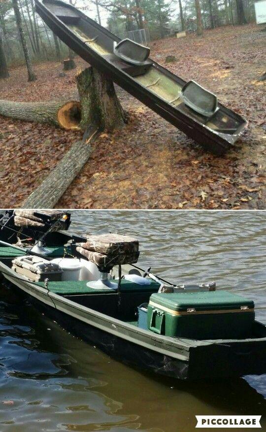 Jon boat restoration