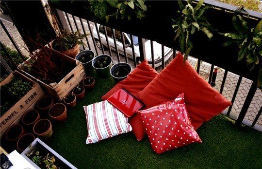 Issy's Garden Office in the Sky — My Great Outdoors