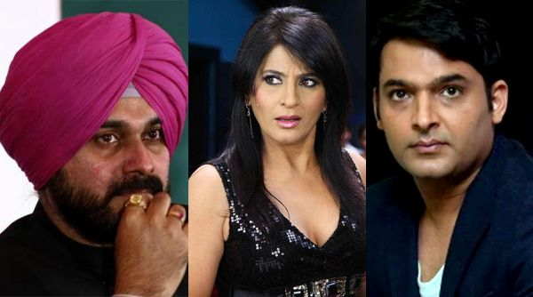 After Sunil Grover, Kapil Sharma now UPSETS Navjot Singh Sidhu, courtesy Archana Puran Singh #FansnStars