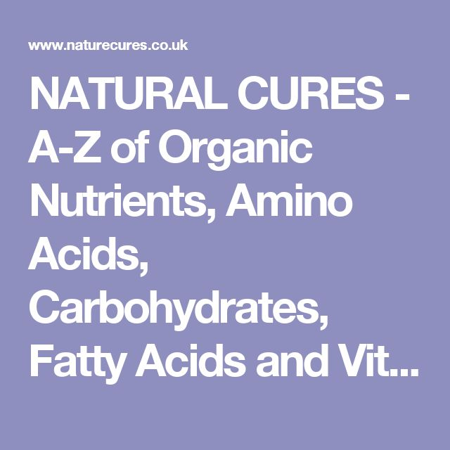 """NATURAL CURES - A-Z of Organic Nutrients, Amino Acids, Carbohydrates, Fatty Acids and Vitamins (""""Vitamin A... involved in the formation and maintenance of healthy skin, hair and mucous membranes... helping the digestive and urinary tract... Adequate levels of zinc is needed to transport vitamin A to the retina... without adequate amounts of vitamin A the body cannot regulate iron properly leading to an iron deficiency"""")"""
