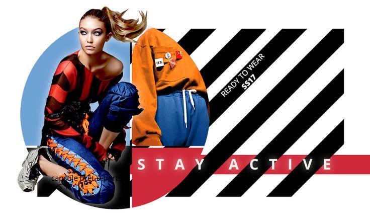 Capsule Ready To Wear on www.fashionforbreakfast.it StayActive !
