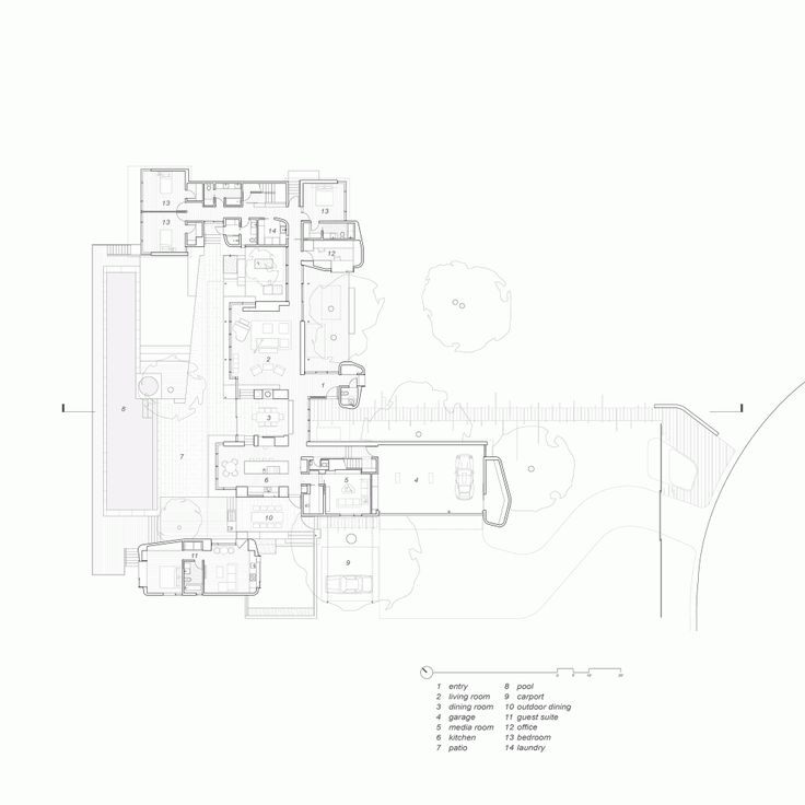 102 best archi section images on pinterest arquitetura small