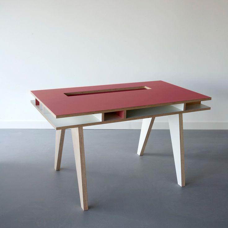 ARRé Design Insekt Desk Kids Pnk