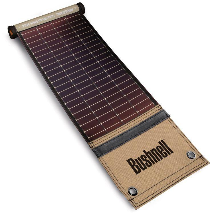 Bushnell Powersync Solarwrap Mini-Max | www.lightgear.gr
