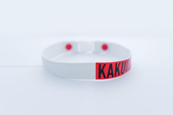 lettering band necklace red from Kakuu Basic. Saved to Kakuu Basic Accessories. Shop more products from Kakuu Basic on Wanelo.