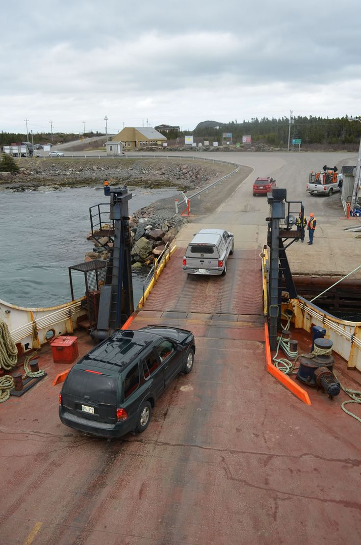 The Ferry - Innside Fogo Island - CBC Newfoundland & Labrador. Arrival on Fogo.