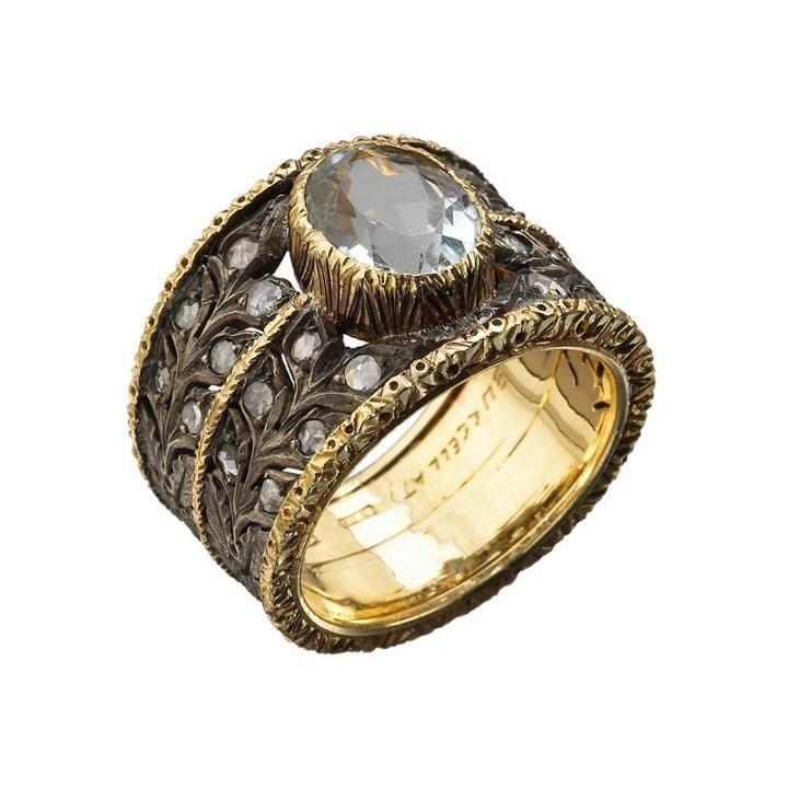 vintage buccellati Ring