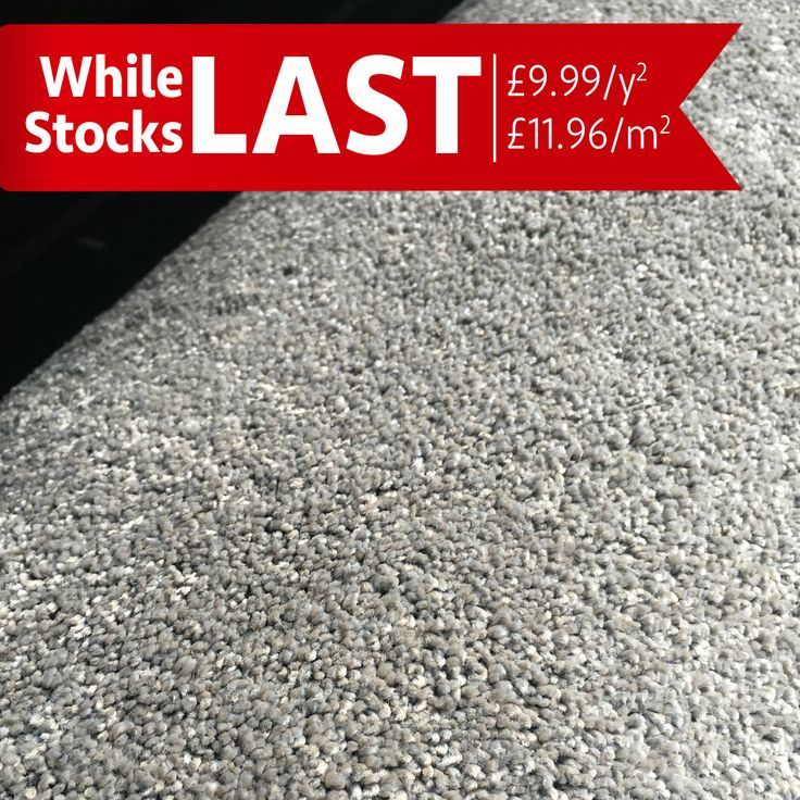 PROMOTION - While Stocks Last 🌟 Currently on our carpet display machine: love story soft touch, colour taupe, hessian backed, £9.99/y2 (£11.96/m2). We always have massive stocks of carpet bargains that can be taken away today AND we have a local delivery service. Quality carpets and vinyl at their lowest prices! #CRSRollEnds #MeasuringService #ProfessionalFitting #Carpets #LVT #Vinyl