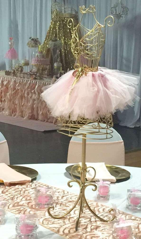 Best ballerina centerpiece ideas on pinterest