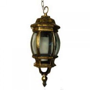 Улично-садовый светильник camelion 4605, 7133, бронза