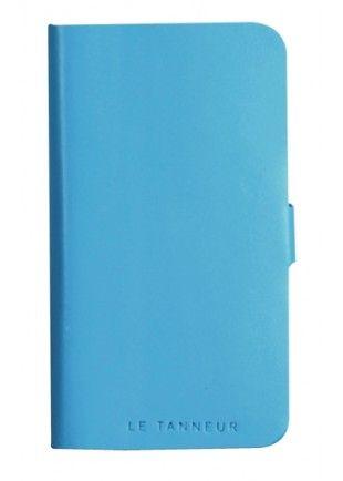Etui Le Tanneur cuir bleu pour iPhone 5/ 5S http://www.phonewear.fr/9188-thickbox/etui-folio-en-cuir-pleine-fleur-bleu-le-tanneur-pour-iphone-5.jpg 29,90€