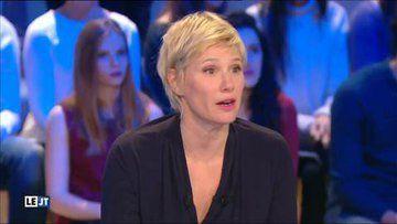"""""""Connards"""" : Maïtena Biraben en colère sur le plateau du Grand Journal"""