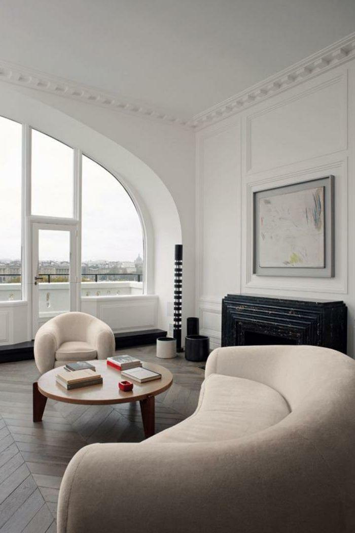 Die besten 25+ Minimalistische Einrichtung Ideen auf Pinterest - harmonisches minimalistisches interieur design