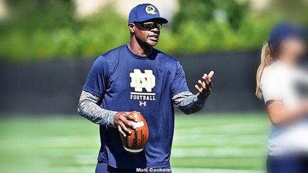 Notre Dame's Lyght Born to Coach - Notre Dame - Scout