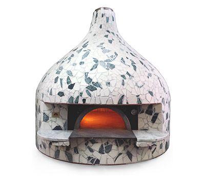 Vesuvio Pizza Oven from Acunto