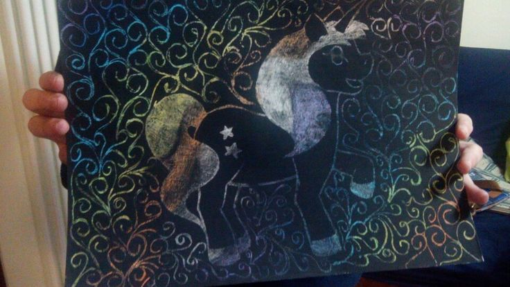 Unicorno felice!