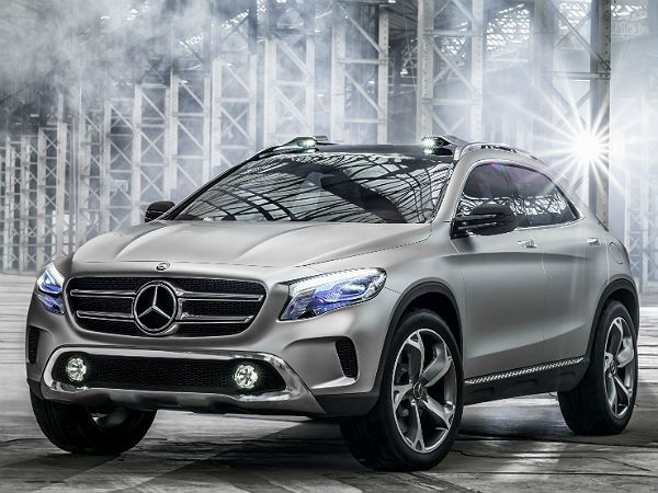 Mercedes Benz India Plans For Auto Expo ; 2014