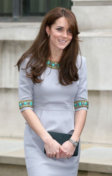 Catherine, Duchess of Cambridge arrives at the Place2Be Headteacher Conference at Bank of America Merrill Lynch on November 18, 2015 in London, England. The Duchess was attending as patron of the charity and as part of her ongoing work on the mental healt