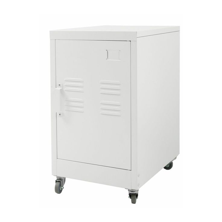 Factory Bedside White