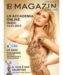 LR MAGAZIN ON LINE