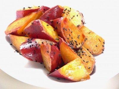 フライパンひとつで簡単!揚げない大学芋の作り方