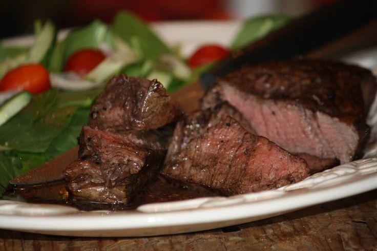 How to Cook Filet Mignon Steak