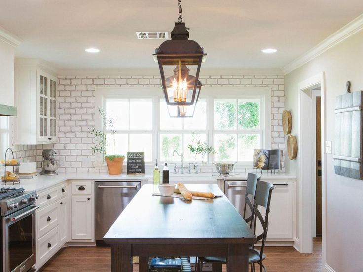 19 best fixer upper images on pinterest chip and joanna for Kitchen ideas joanna gaines