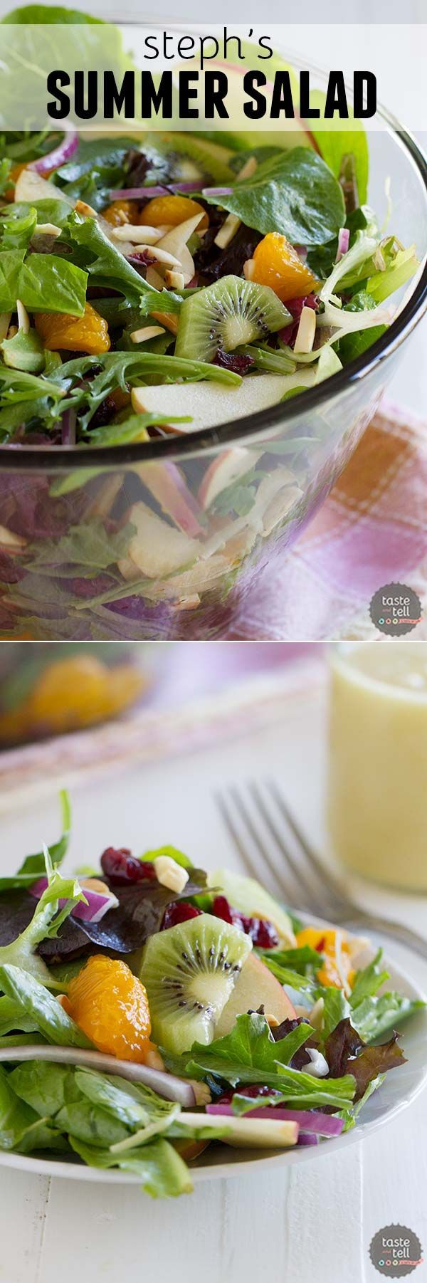 Steph's Summer Salad