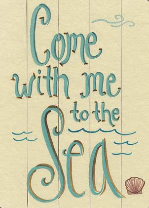 Come With Me Wall Decor.... for my Sandy!!!