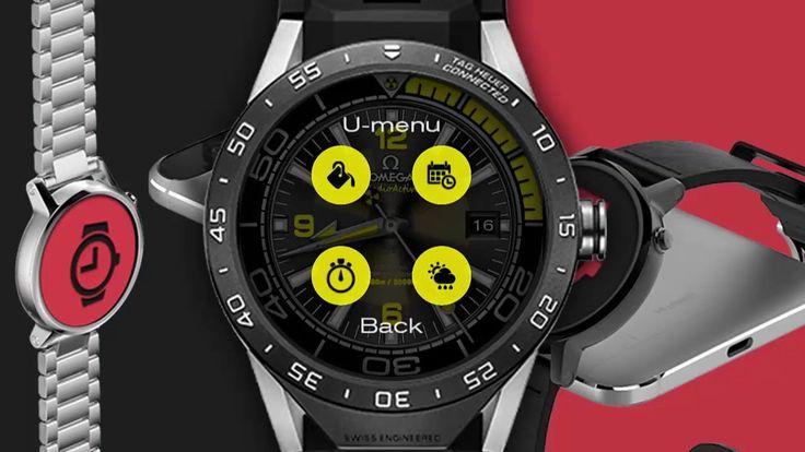 Omega® RadioActive Hulk WatchFace   WatchMaker   Android Wear
