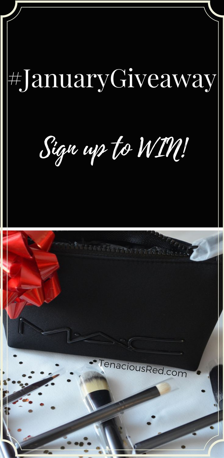 enter to win our January Giveaway.