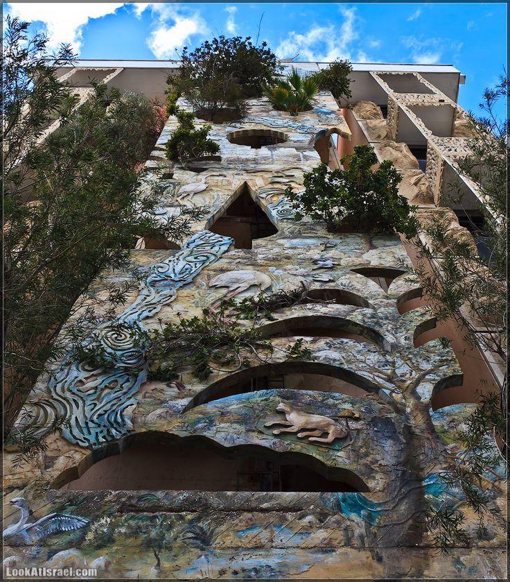 Тель Авив, Сумасшедший дом номер 181 или сколько будет 1 1? | LookAtIsrael.com - Фотографии Израиля и не только...