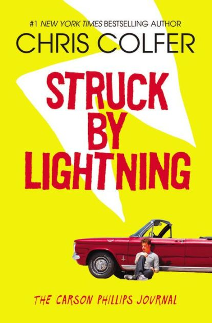 Struck By Lightning: The Carson Phillips Journal follows the story of outcast high school senior Carson Phillips who blackmails the most popular students...