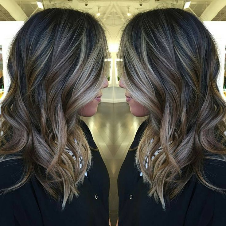 Highlights - Such a beautiful blend!  #hair #color #balayage