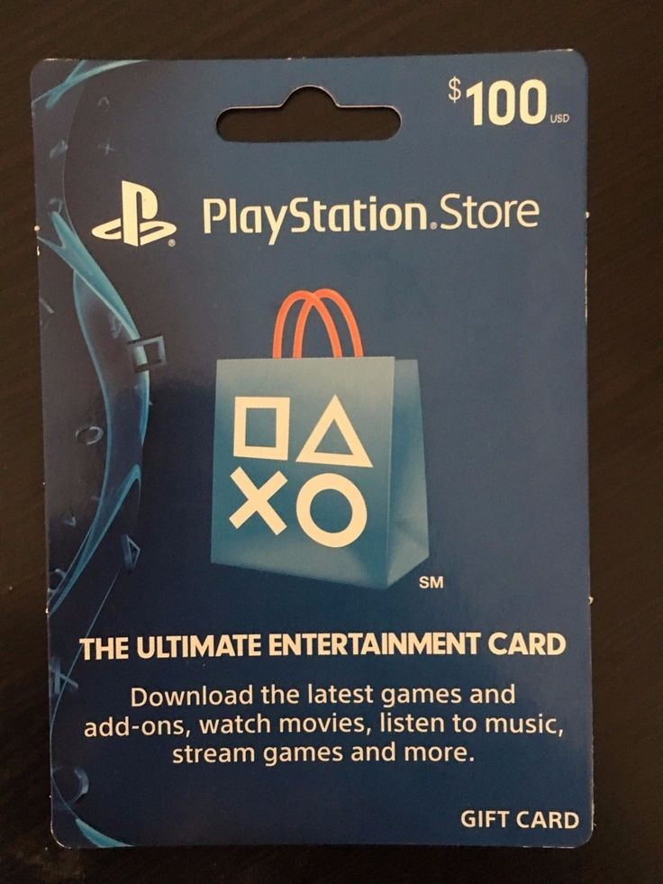 $100 Playstation Store Network Gift Card PSN – PS4 PS3  http://searchpromocodes.club/100-playstation-store-network-gift-card-psn-ps4-ps3-2/
