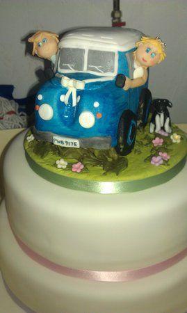 landrover cake - Create A Cake - BabyCentre