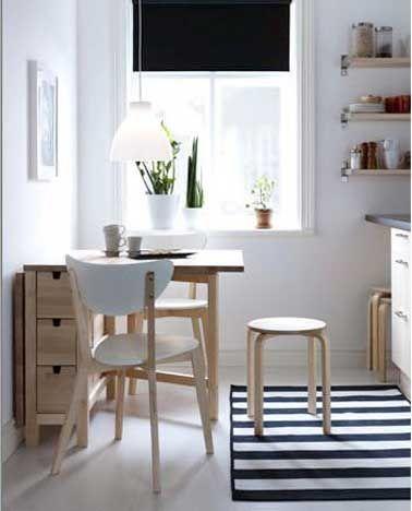 259 best images about cuisines kitchens on pinterest - Cuisine en u avec coin repas ...