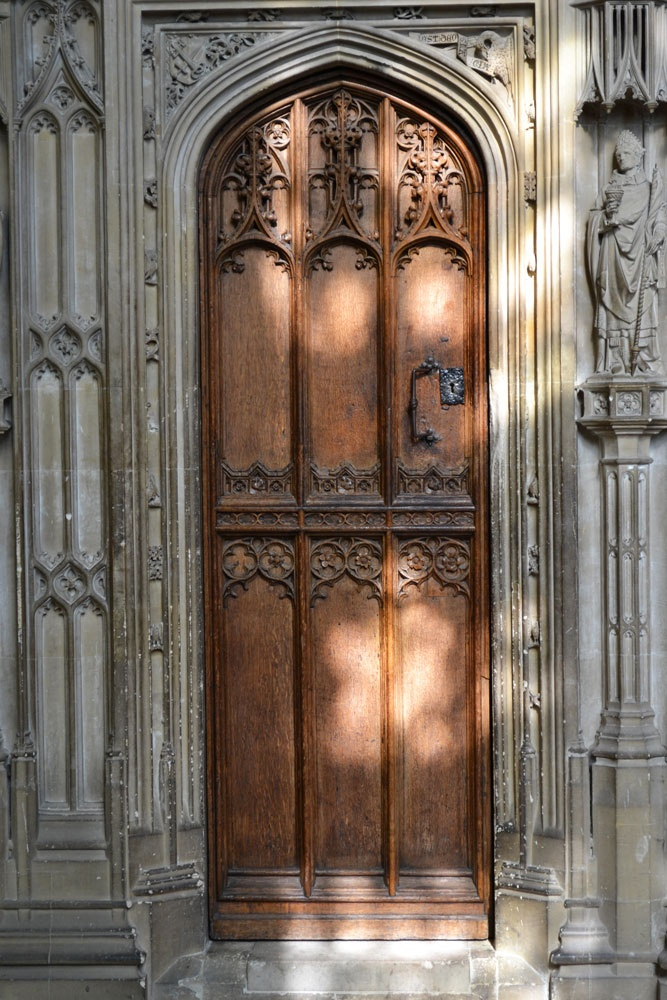 Winchester Cathedral, Winchester, UK