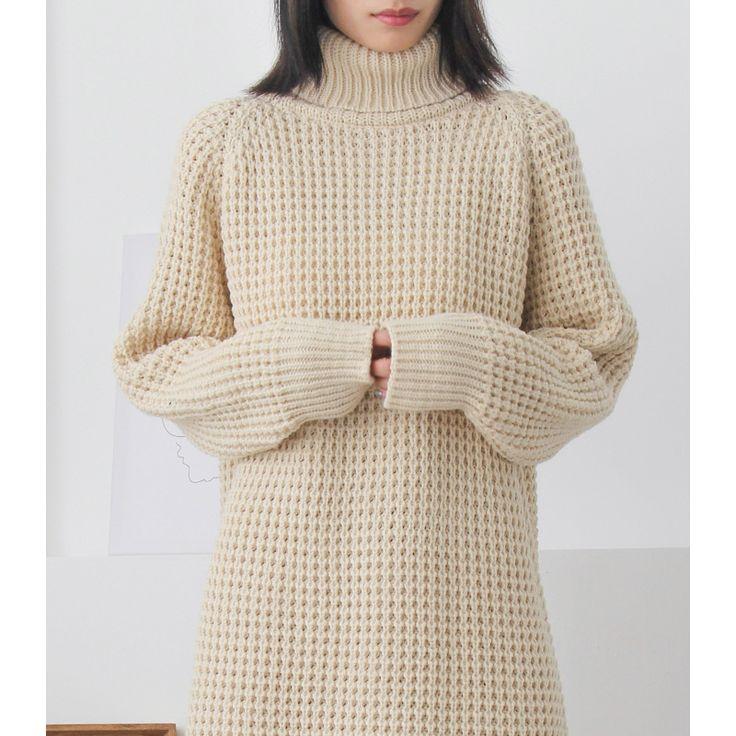 Толстый теплый свитер с воротником под горло Для женщин 2018 осень зима Свитеры для женщин Пуловеры для женщин женские трикотажные Топы корректирующие купить на AliExpress